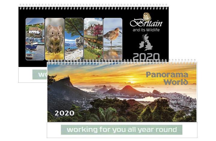 Promotional Desk Calendars 2020