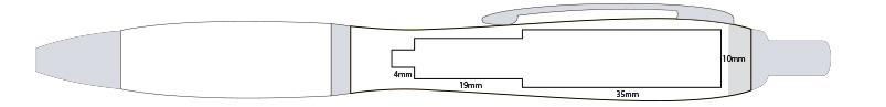 Pen Print Area example