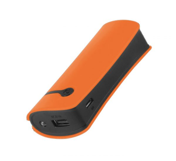 4400mAh Pod Power Bank - Orange