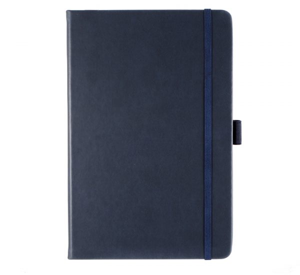 Albany A5 Notebook - navy