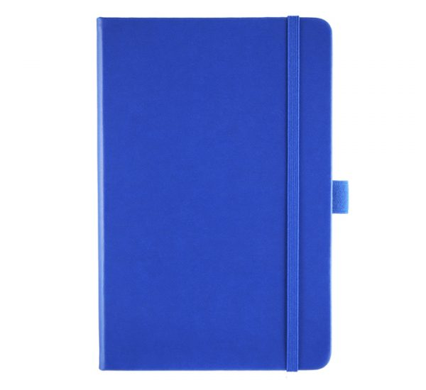 Albany A5 Notebook - royal