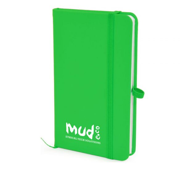 A6 PU Notebook-green