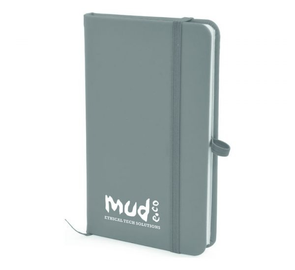 A6 PU Notebook-grey