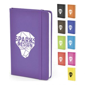 A6 PU Notebook-group