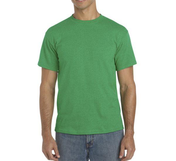 Gildan Colour Heavy Cotton T-Shirt-Antique Irish Green
