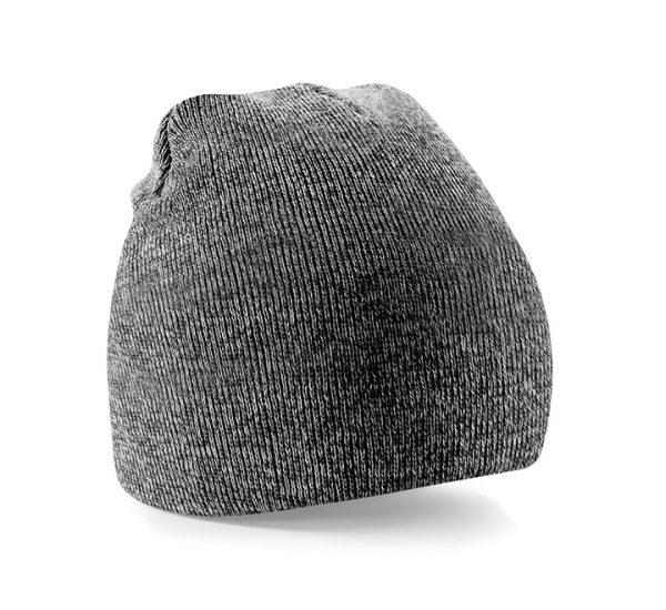Beechfield Beanie Hat-antique grey