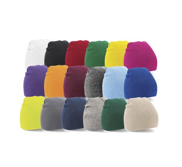 Beechfield Beanie Hat-group