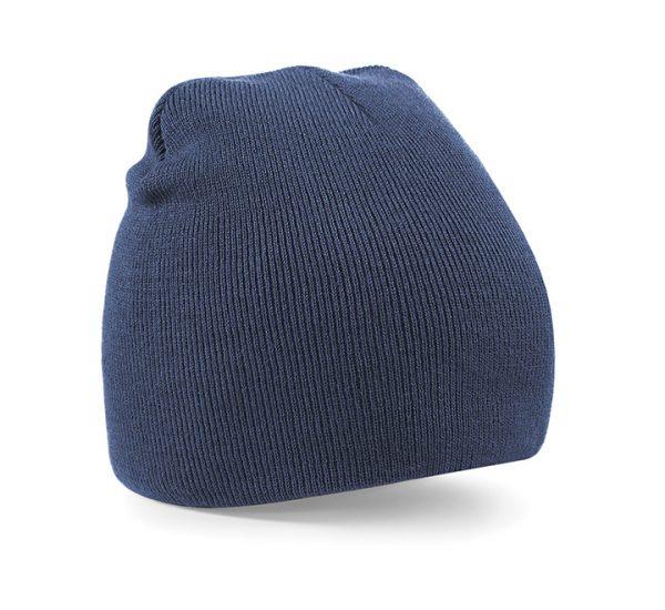 Beechfield Beanie Hat-navy