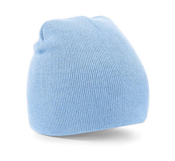 Beechfield Beanie Hat-sky blue