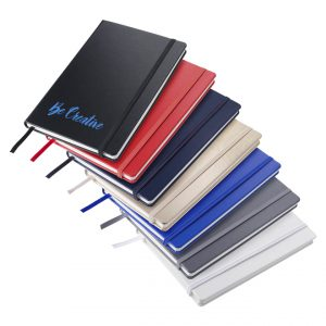 Printed notebook A5 Premium Regency notebook-group