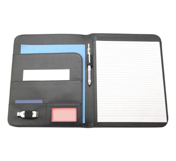 Branded Conference Folder-Draycott-inside