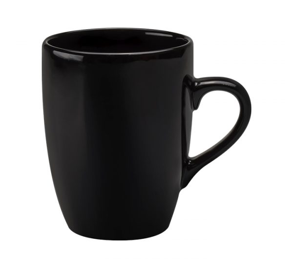 Branded Marrow Mug-black