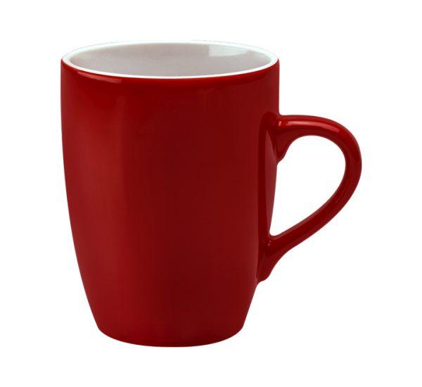 Branded Marrow Mug-red