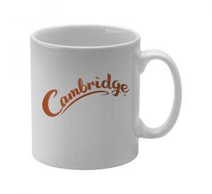 Cambridge Promotional Mug-printed