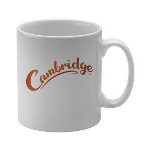 Cambridge Promotional Mug-printed