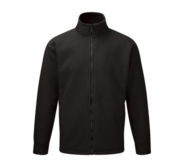 Corporate albatross fleece-black