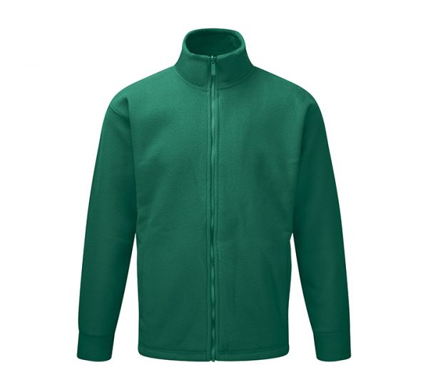 Corporate albatross fleece-bottle-green