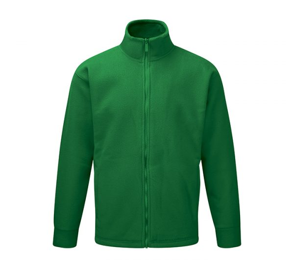 Corporate albatross fleece-kelly-green