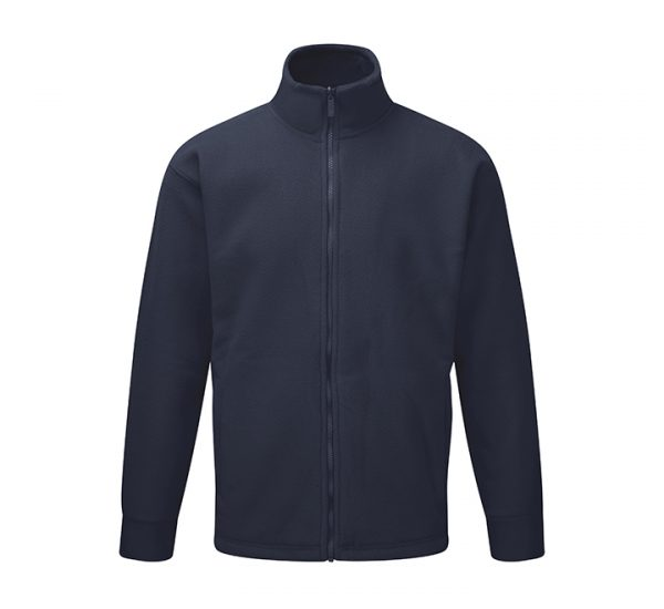 Corporate albatross fleece-navy-blue