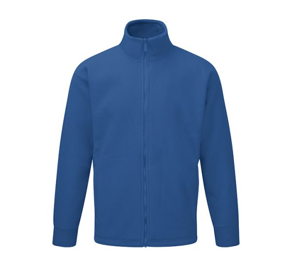 Corporate albatross fleece-reflex-blue
