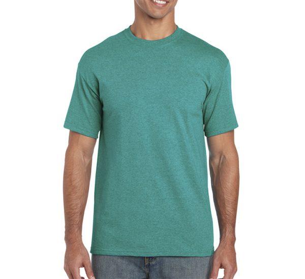 Gildan Colour Heavy Cotton T-Shirt-Antique Jade