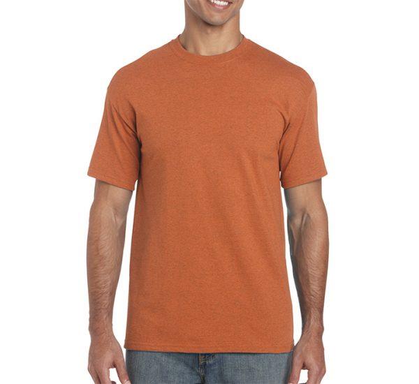 Gildan Colour Heavy Cotton T-Shirt-Antique Orange