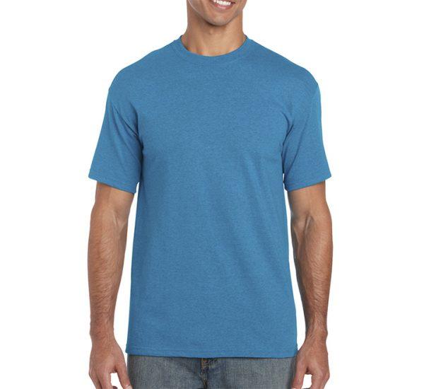 Gildan Colour Heavy Cotton T-Shirt-Antique Sapphire