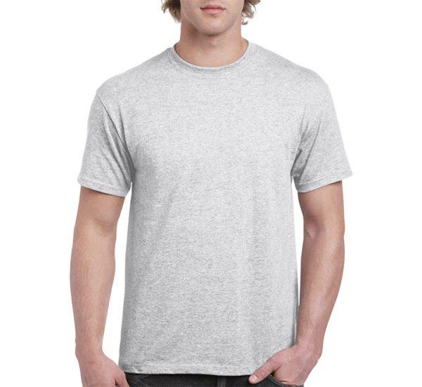 Gildan Colour Heavy Cotton T-Shirt-Ash Grey