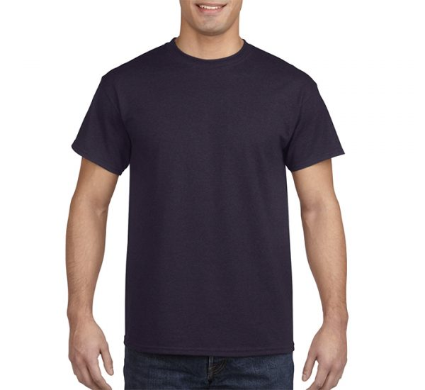 Gildan Colour Heavy Cotton T-Shirt-Blackberry