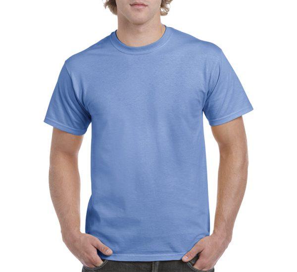 Gildan Colour Heavy Cotton T-Shirt-Carolina Blue