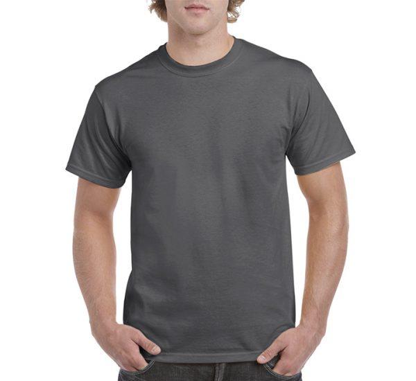 Gildan Colour Heavy Cotton T-Shirt-Dark Heather