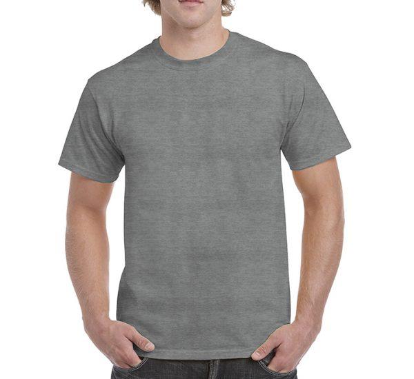 Gildan Colour Heavy Cotton T-Shirt-Graphite