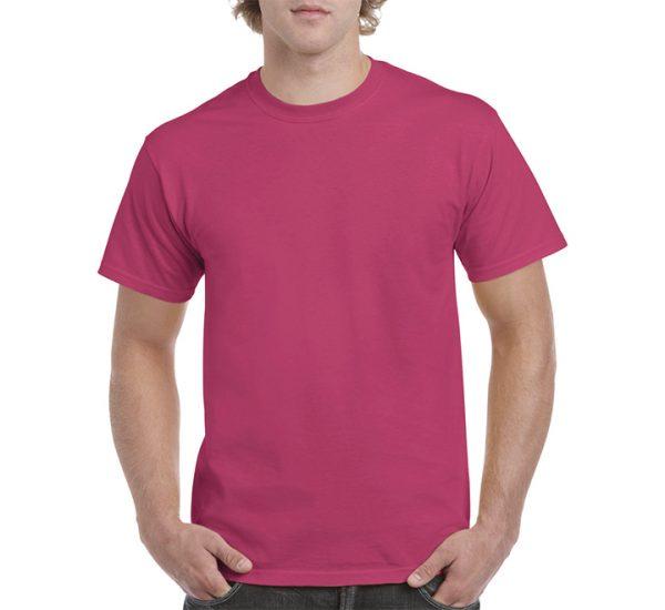 Gildan Colour Heavy Cotton T-Shirt-Heliconia