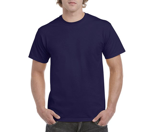 Gildan Colour Heavy Cotton T-Shirt-Navy