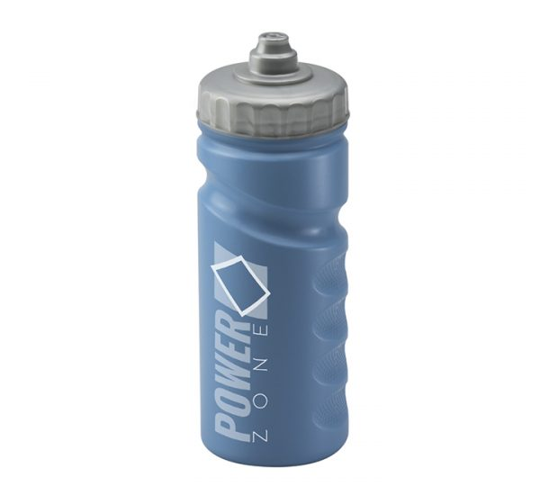 Premium promotional sports bottle-blue