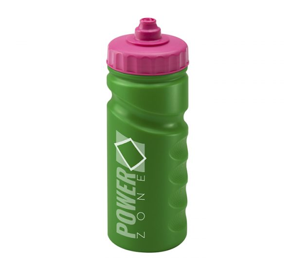 Premium promotional sports bottle-green