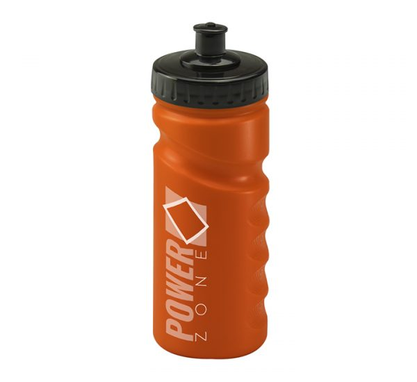 Premium promotional sports bottle-orange
