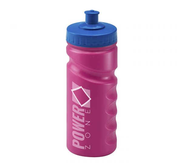 Premium promotional sports bottle-pink