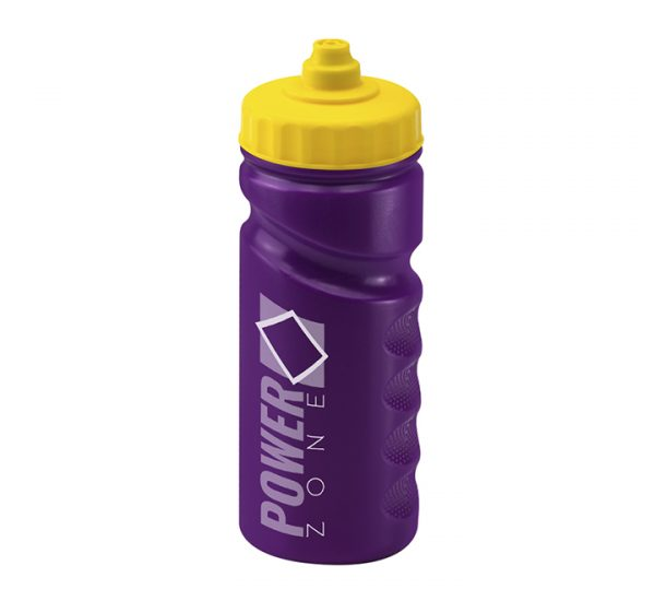 Premium promotional sports bottle-purple