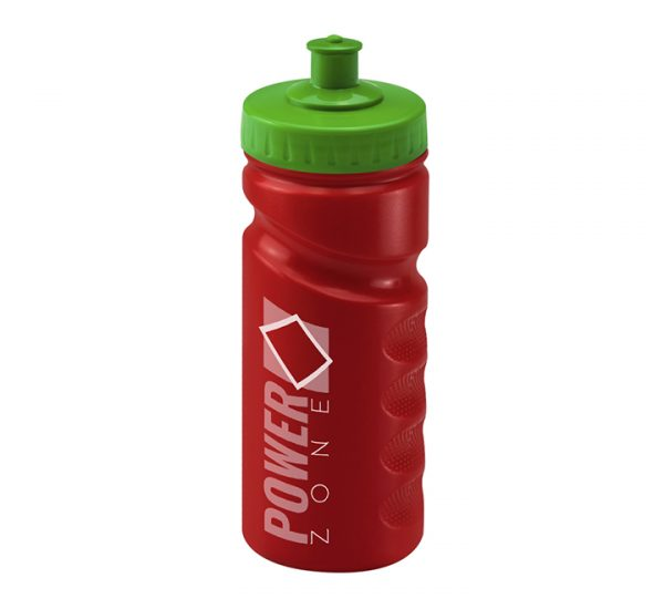 Premium promotional sports bottle-red