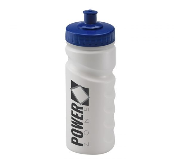 Premium promotional sports bottle-white