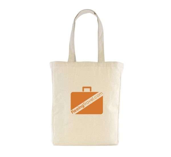 Printed 10oz Cotton Shopper Bag