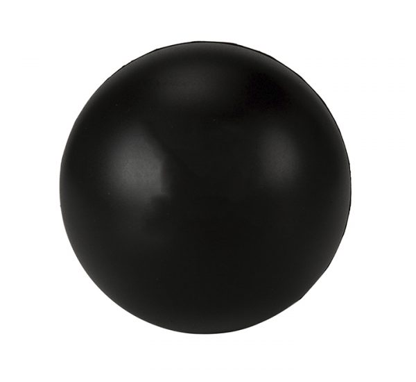 Printed Stress Balls-black