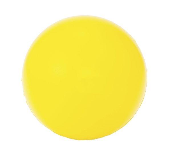Printed Stress Balls-yellow