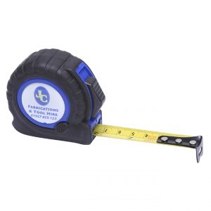 Printed Trade Tape Measure-blue