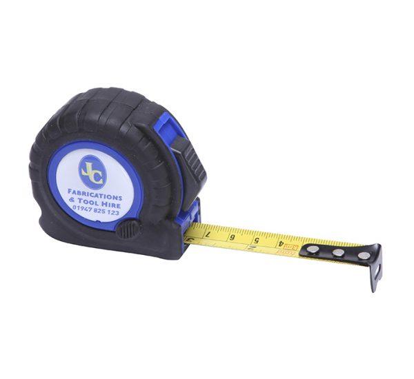 Printed Trade Tape Measure-blue