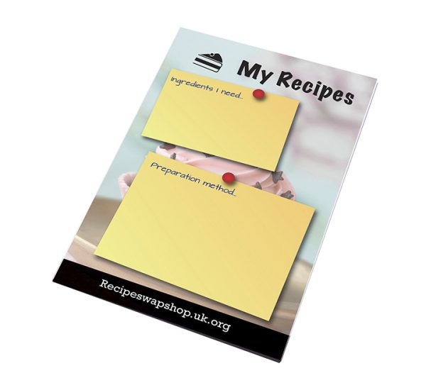 Promotional A5 Desk-Mate® Notepad