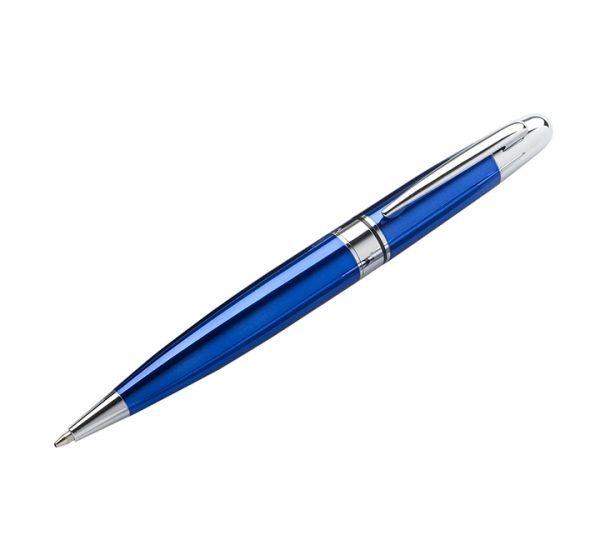 Promotional Cuba Ballpen-blue