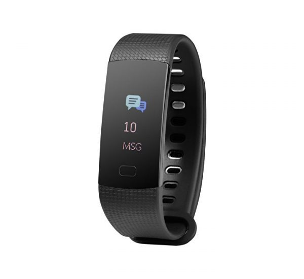Promotional Fitness Tracker-Messages