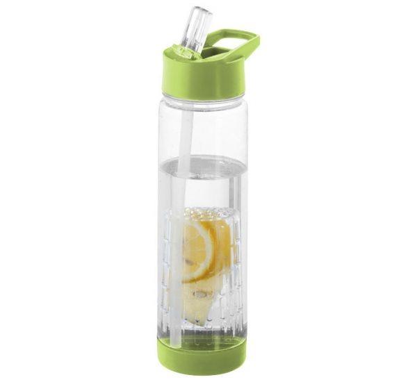 Promotional Infuser Bottle-lime